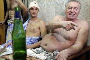 Жириновский предложил магазинам прятать алкоголь от покупателей