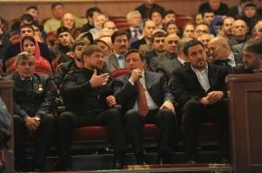 Драка в Госдуме: депутатов Делимханова и Журавлева остановил только пистолет