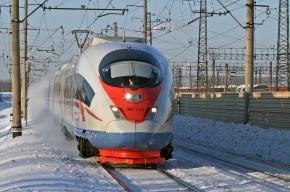 Билет на «Сапсан» 31 декабря будет стоить 47 тысяч рублей