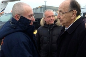 Михаил Ходорковский проведет в Берлине пресс-конференцию 22 декабря