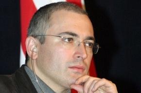 Ходорковский узнал о помиловании из новостей по телевизору