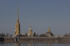 У стен Петропавловской крепости нашли останки 40 человек