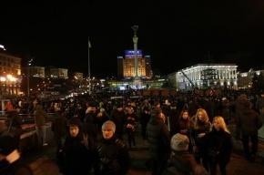 На Майдане объявлена общенациональная забастовка