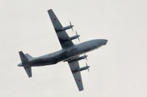 Грузовой самолет Ан-12 разбился под Иркутском, погибло шесть человек