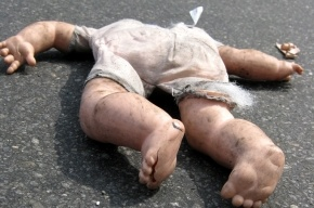 В Ленобласти умер младенец, которого уронил отец