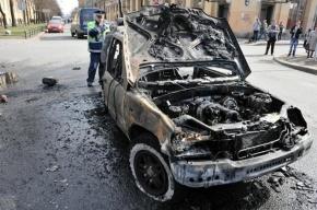 В Волгограде жгут дорогие автомобили депутатов городской Думы