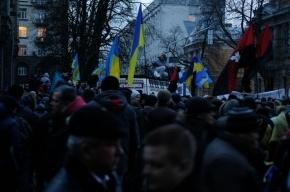 Оппозиция требует расформировать правительство Украины в течение двух суток