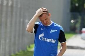 «Зенит» подтвердил продление контракта с Анюковым до 2018 года