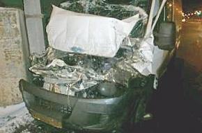 В Ленинградской области в ДТП с маршруткой пострадали девять человек