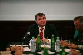 Экс-министр обороны Сердюков попадет под амнистию, если его признают участником боевых действий