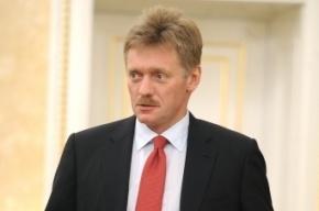 Песков опроверг договоренность о вступлении Украины в ТС