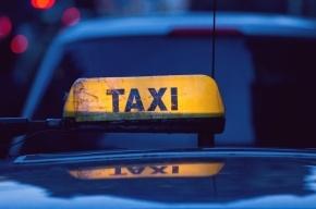 На Волхонском шоссе пассажир напал на таксиста