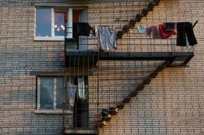 В Петербурге пенсионер убил свою жену и повесился на балконе