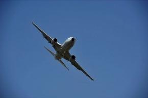 Boeing 737 выкатился за пределы полосы в аэропорту Уфы