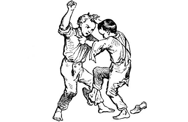 «Доброта – признак слабости!», или стоит ли учить своего ребенка драться