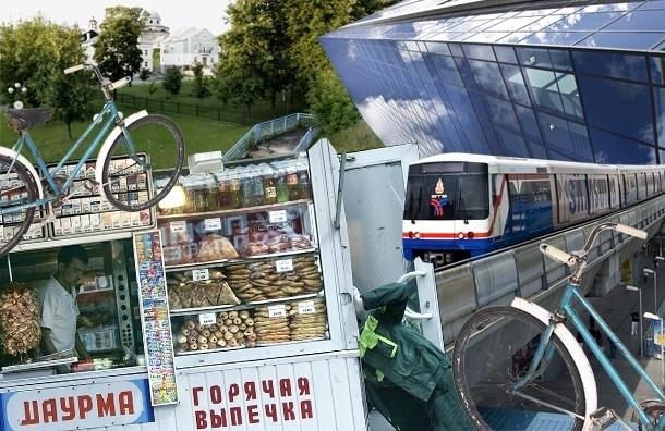 Петербуржцы предлагают выселить чиновников из центра