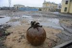 Снос на Свердловской набережной: Фоторепортаж
