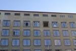 700 человек находились во время взрыва в здании института в Петербурге : Фоторепортаж