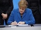 Фоторепортаж: «Ангела Меркель»