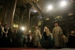 Фоторепортаж: «Рождество 2014 в Петербурге, Казанский собор»