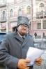Милонов устроил пикет у консульства США в Петербурге: Фоторепортаж