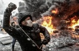 Майдан 23 января 2014 : Фоторепортаж