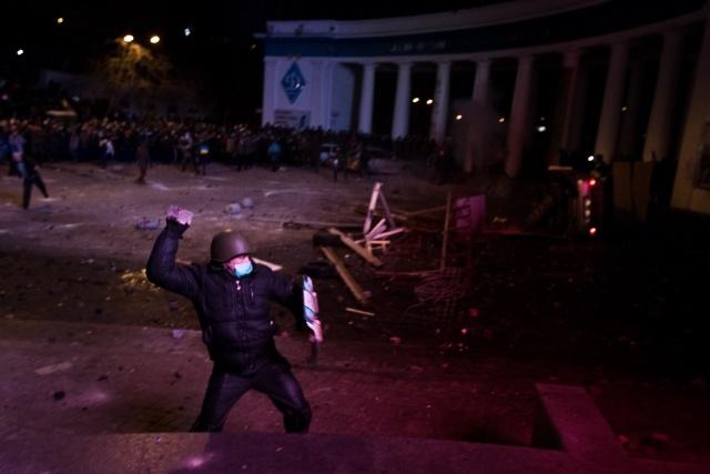 Январские столкновения в Киеве 2014 Майдан, Евромайдан: Фото