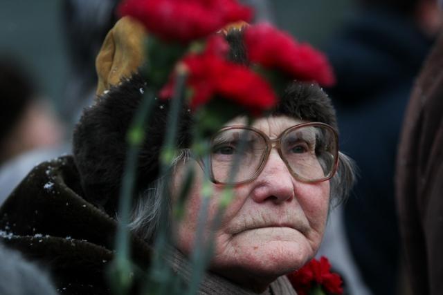 Военный парад, посвященный 70-летию полного освобождения Ленинграда от фашистской блокады: Фото