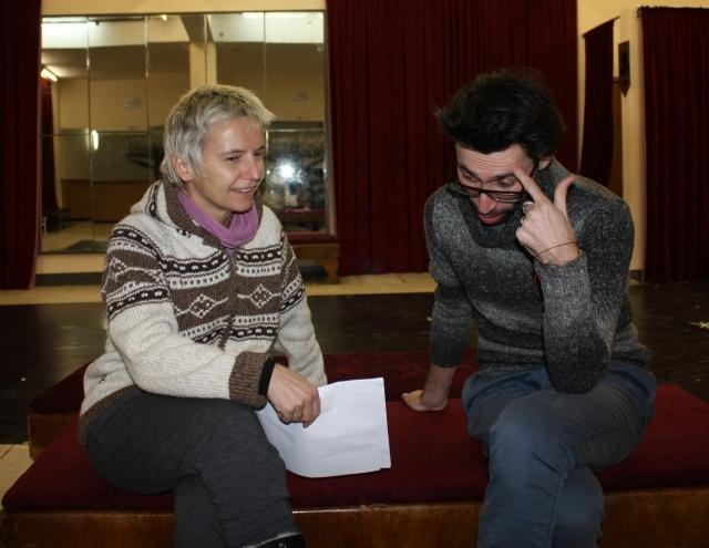 Светлана Сурганова сыграет в спектакле по стихам Бодлера: Фото