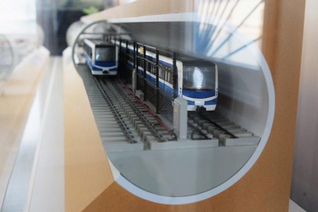 В Петербурге появится первый в России двухпутный тоннель метро : Фото