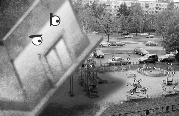 Куда исчезают детские площадки в Петербурге