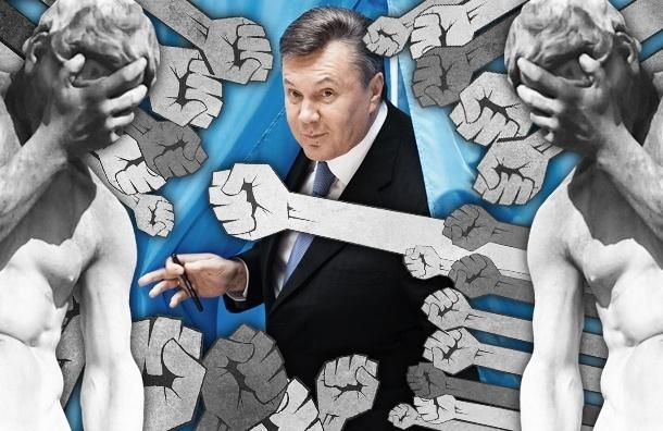 Почему в Петербурге выходят на улицы против Януковича
