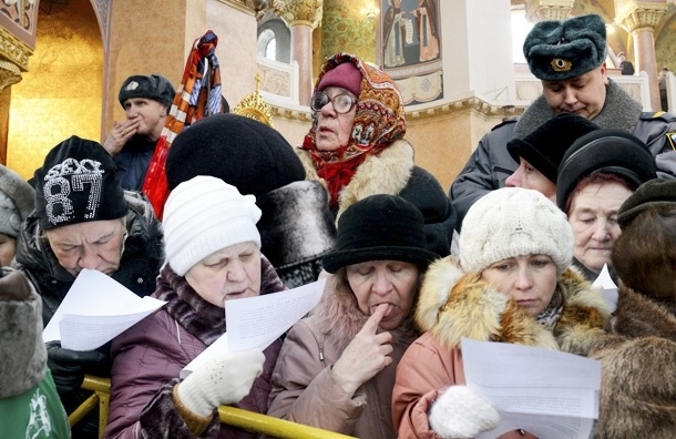 Раз в пять лет россияне начинают верить в новое чудо: йогу, джинсы, Дары волхвов