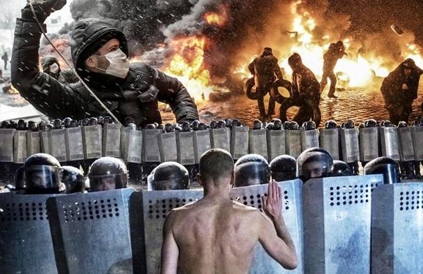 Записки корректора с Майдана в Киеве, 23 января