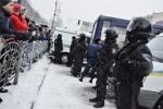 В Киеве протестующий погиб во время столкновений с милицией