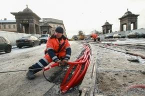 Старо-Калинкин мост останется закрытым по вине подрядчика