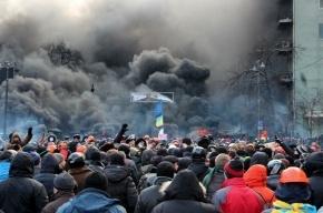 Милиция Киева рассказала о брошенной протестующими боевой гранате