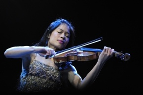 Скрипачка Ванесса Мэй выступит в горных лыжах за Таиланд на Олимпиаде