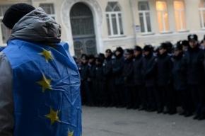 В массовых беспорядках в Киеве пострадало более 70 человек