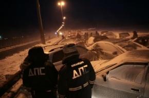 В массовом ДТП с автобусом погибли три человека в Кабардино-Балкарии