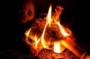 В результате пожара в Томской области погибли три ребенка