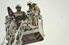 Киевский вокзал в Москве эвакуирован из-за пожара в камерах хранения