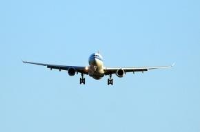Самолет из Петербурга сел в Челябинске из-за пьяного дебошира