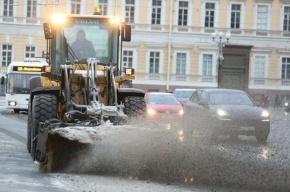 В выходные в Петербурге ожидают метель и гололедицу
