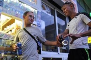 В Петербурге могут разрешить продавать алкоголь с 09:00 утра