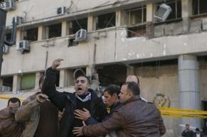 Пятый взрыв за два дня прогремел в Каире