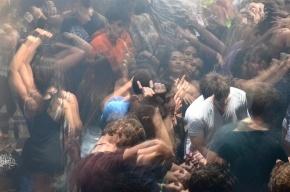 Посетительницы ночного клуба в Уфе подрались с полицейскими