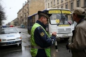 На Вербной улице столкнулись две маршрутки, пострадало трое