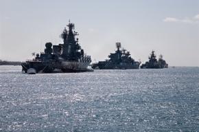 США подгонят военные корабли  для охраны Олимпиады в Сочи