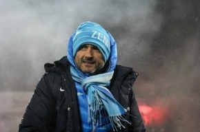 Спаллетти хочет возглавить «Милан»